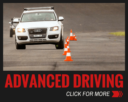 Advanced Driving Courses at Driver Dynamics