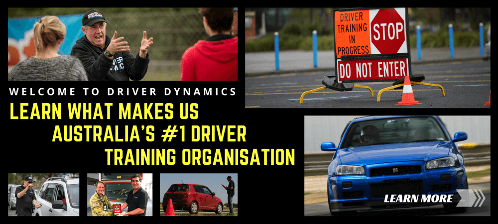 WELCOME TO DRIVER DYNAMICS
