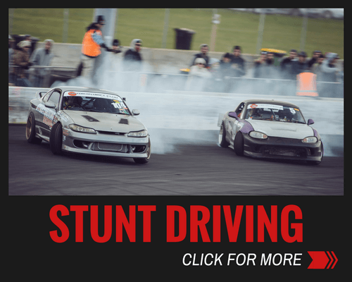 Stunt Driving School at Driver Dynamics