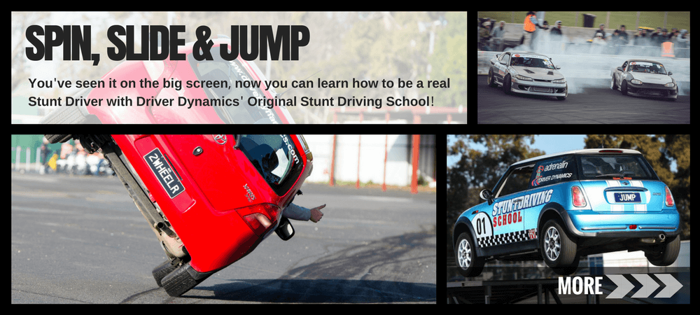 DRIVER DYNAMICS STUNT DRIVING SCHOOL