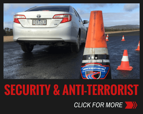 Security and Anti-Terrorist Training at Driver Dynamics