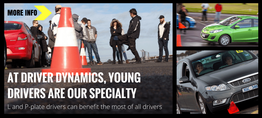 YOUNG DRIVERS ARE OUR SPECIALTY AT DRIVER DYNAMICS