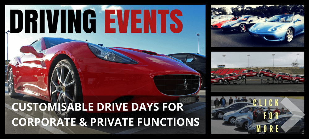 DRIVING EVENT PACKAGES