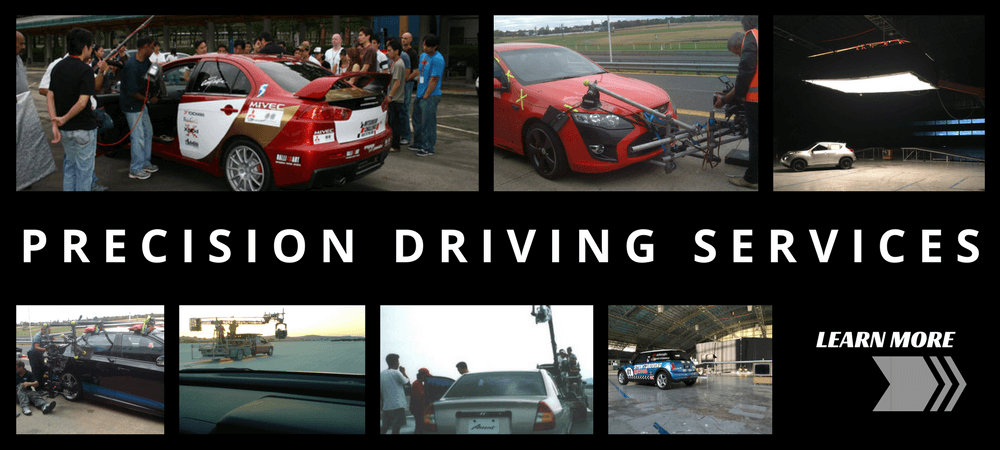 PRECISION DRIVING SERVICES