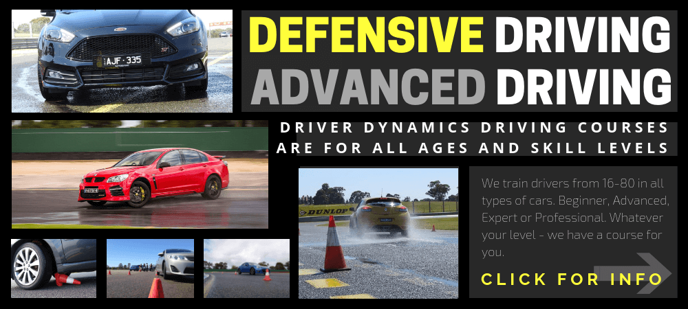 DRIVER DYNAMICS DRIVING COURSES ARE FOR ALL AGES AND SKILL LEVELS